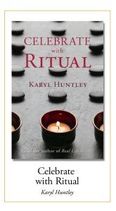 celebrate with ritual